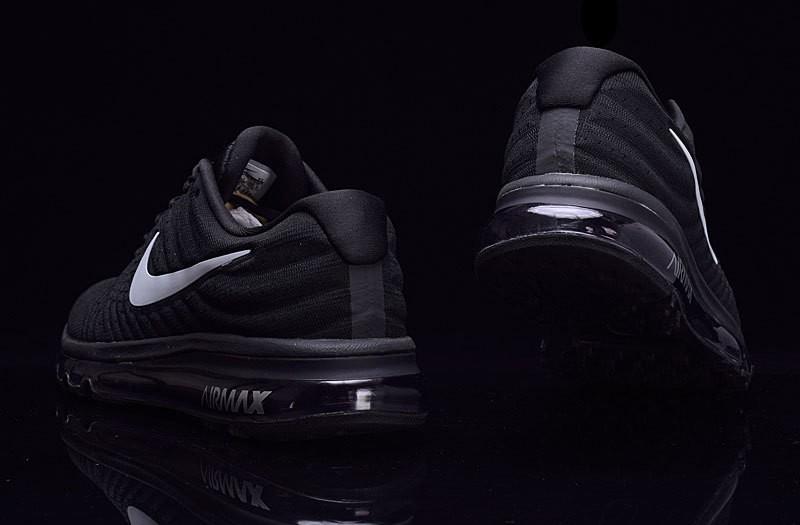 e05ee6ce38d ... shop nike air max 2017 zapatos de la zapatillas negro blanco para hombre  3733d 84595