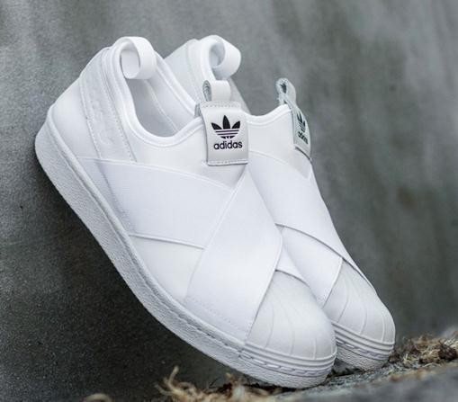 baratas Adidas Superstar SLIP ON todos los formadores de