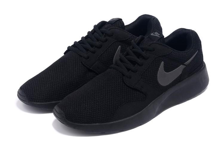 zapatillas nike hombre negras running