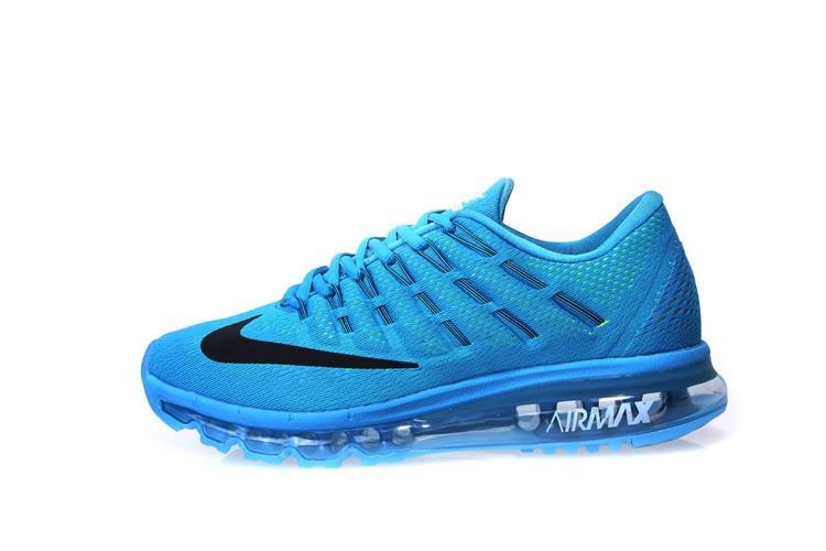 baratass Nike Air Max 2016 cielo azul profundonegro hombre