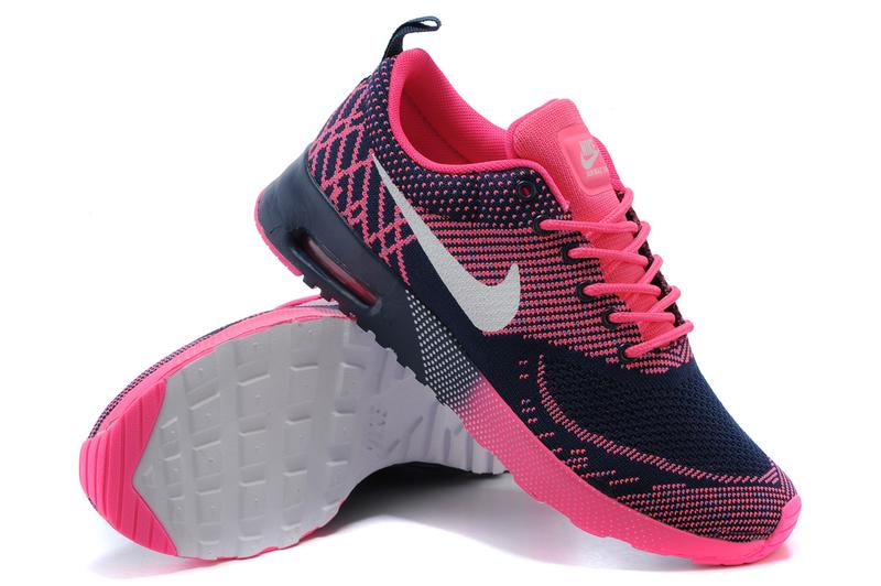 Nike Air Max Thea las zapatillas de deporte de medianoche