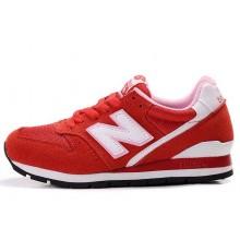 new balance 996 mujer rojo