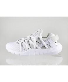 Nike Air Huarache zapatos para hombre blanco y beige