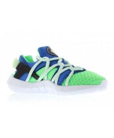 """Nike Air Huarache NM para hombre """"verde veneno"""" lawnverde/formadores azules zapatillas de deporte"""