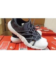 Nike Air Huarache hombre zapatos negro/blanco formadores