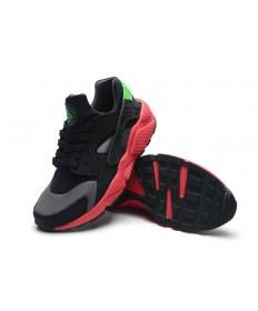 zapatos verdes de color rosa negro Nike Air Huarache de luz