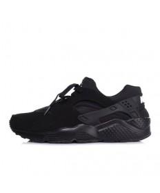 Nike Air Huarache Triple todos los zapatos negros