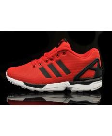 Adidas ZX FLUX las zapatillas de deporte todos los rojos