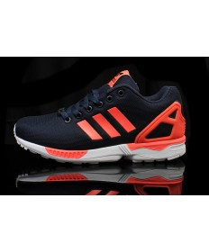 Adidas ZX Flux hombre Indigo zapatillas de deporte/naranja