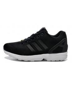 zapatos formadores de Adidas ZX FLUX Triple negro