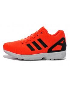 Adidas ZX FLUX zapatillas de deporte los naranjarojo/negro