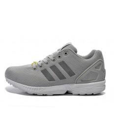 formadores de Adidas ZX FLUX humo gris
