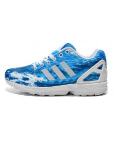 trainers océano Adidas ZX FLUX