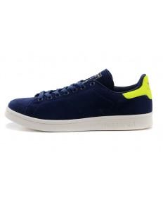 Adidas Stan Smith añil/fluo zapatillas de deporte verdes