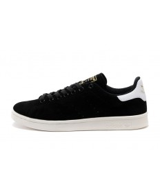 Adidas Stan Smith negro/zapatos blancos