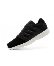 Adidas ZX FLUX 2.0 zapatillas de deporte de ante Amortiguación negro hombre