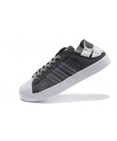 Adidas Superstar Breathe hombre Slategray trainers