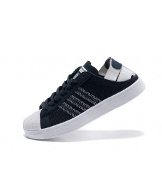 Adidas Superstar Breathe hombre índigo zapatos
