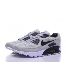 Nike Air Max 90 instructores gris-negro