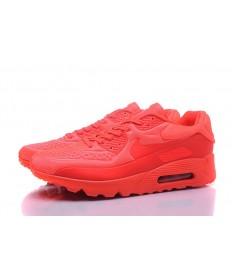 Nike Air Max 90 zapatillas de deporte roja