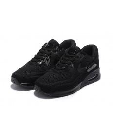 "Nike Air Max 90 zapatos ""platino puro"" negro"