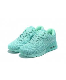 "Nike Air Max 90 instructores ""platino puro"" verde fresco"