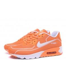 Nike Air Max 90 zapatos de luciérnagas orgage coral
