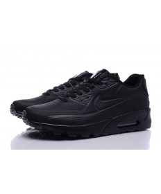 Nike Air Max 90 zapatos negros MOIRE ULTRA