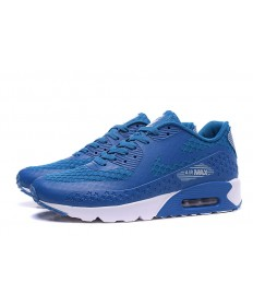 NIKE AIR MAX 90 HYP PRM Día de la Independencia formadores de color azul intenso azul-acero
