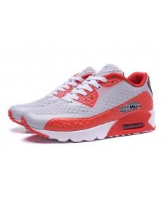 Nike Air Max 90 HYP PRM Día de la Independencia formadores de color gris-roja