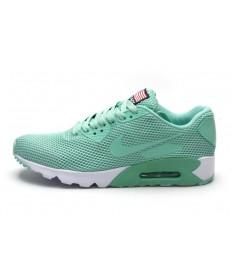 Nike Air Max 90 zapatillas de deporte resorte suave verde para hombre