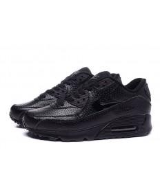 Nike Air Max trainers 90 Primavera negra para las mujeres