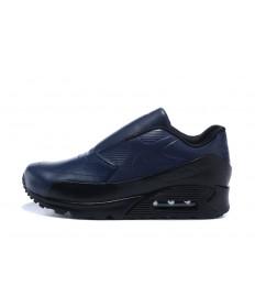 Nike Air Max 90 SP/SACAI las zapatillas de deporte cian azul-negro