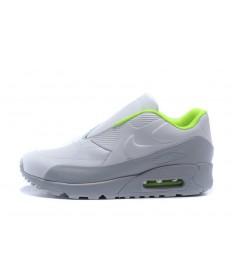 Nike Air Max 90 SP/Sacai las zapatillas de deporte blanco-gris