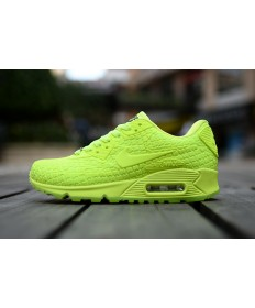 Nike Air Max 90 Ciudad diosa yelbaratas mujer fluo trainers