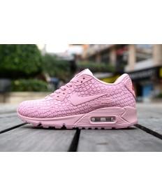 Nike Air Max 90 zapatos de la ciudad de la diosa pink mujer