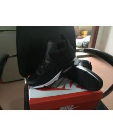 Nike Air Max 90 zapatillas de deporte Hightop trainers negros
