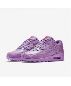 Nike Air Max 90 zapatillas de deporte de color púrpura