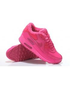 Nike Air Max 90 zapatos de piel au hombretaron los formadores