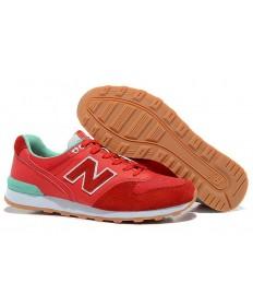 New Balance 996 rojo, verde Nuevos trainers zapatillas de deporte para mujer