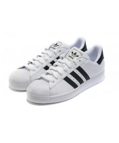 Adidas superstar 80s zapatos negros de color beige