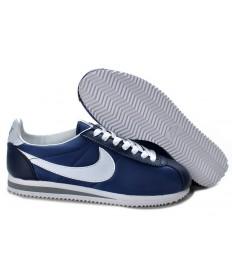 azul zapatos Nike Classic Cortez Nylon Armada gris para hombre