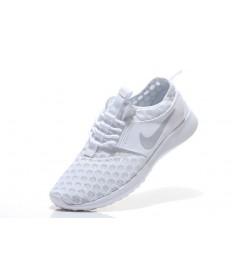 Nike Roshe Run para mujer blanco/gris zapatillas de deporte los