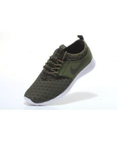 zapatillas de deporte Nike Roshe Run mujer oscuro verde olivo/marrón