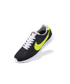 zapatos de color amarillo/blanco Nike Roshe LD-1000SP Frag hombreto para hombre Negro/Fluorescente