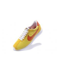 Nike Roshe LD-1000SP Frag hombreto para hombre amarillo/naranja/zapatos tenis blancos