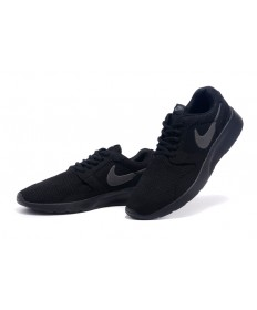Nike Roshe Run para hombre Todas las zapatillas de deporte negras