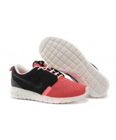 Nike Roshe Run NM BR 3M pino negro/blanco Vela/las zapatillas de deporte para hombre de hierro anaranjados para