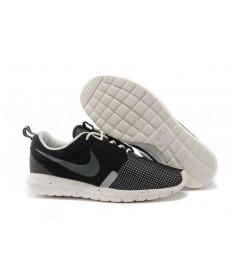 Nike Roshe Run NM BR 3M negro/Sail zapatillas blancas para hombre