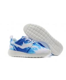 Nike Roshe Run cielo azul/blanco zapatillas de deporte